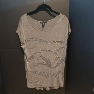 Kenneth Cole Sequin T-shirt